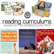 Reading Curriculums Have Been Released On Kids Activities Blog