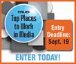 Folio Announces Top Places to Work in Media Program; Nomination...