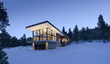 Jordan was honored by Colorado Homes & Lifestyles magazine for her modern and environmentally-responsible designs, including her work on Colorado architects Arch11's net-zero Lodgepole Retreat (photo