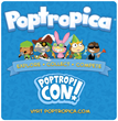Poptropica's New Quest, PoptropiCon, Immerses Players in the Wild...