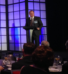 Jim Noble, Most Admired CEO Awards