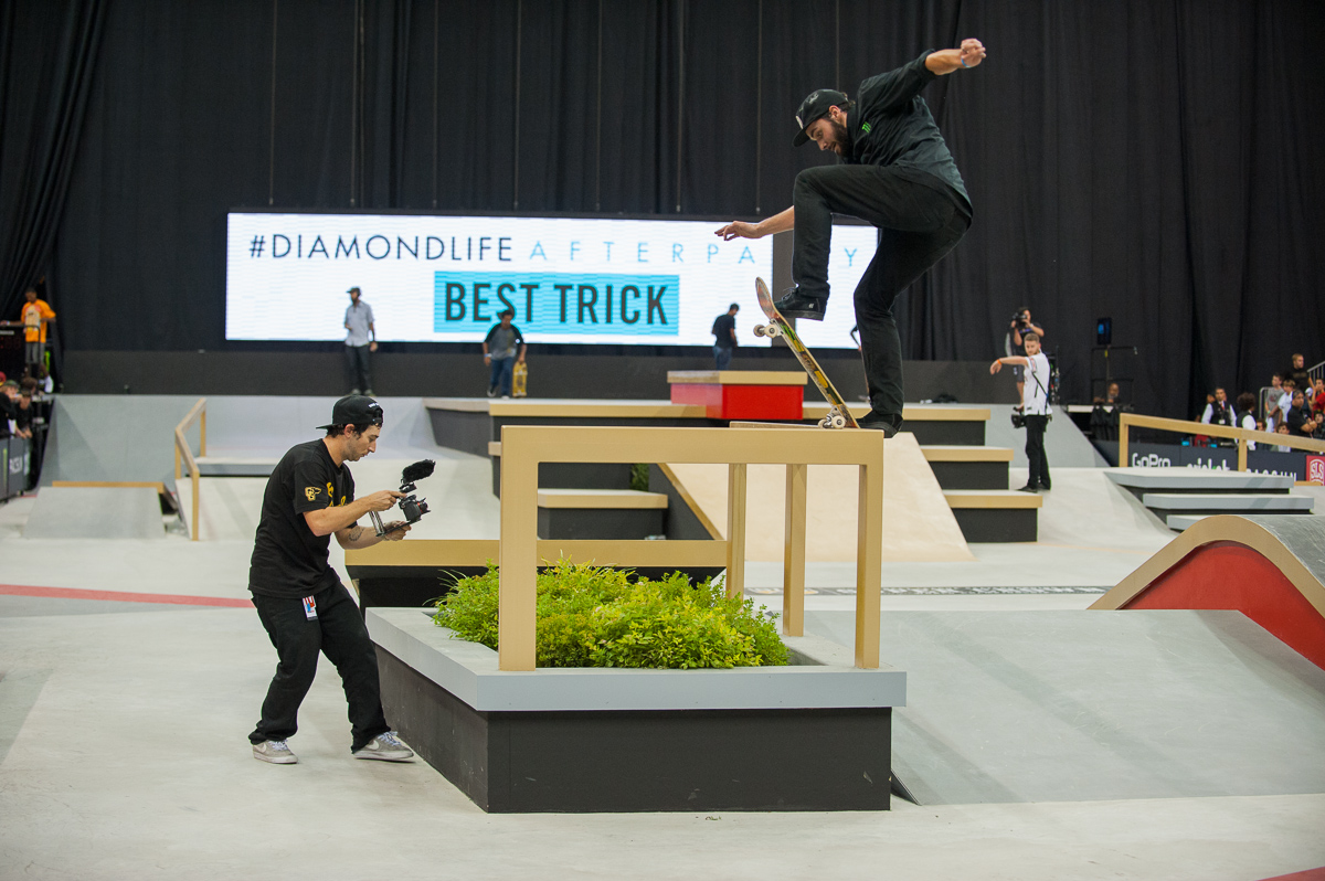Monster Energys Nyjah Huston Makes History With The First