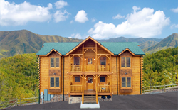 Large Cabin Rentals helps groups plan the perfect large group vacations in the Smoky Mountains.