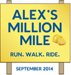 Alex's Lemonade Stand Foundation Kicks Off Alex's Million Mile – Run. Walk. Ride. with Labor Day 5k Run in New York City's Hudson River Park