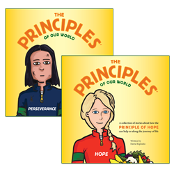 The Principles of Our World Book Series