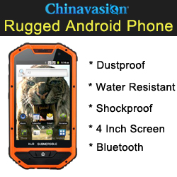 rugged phones