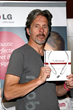 Emmy Nominee - Gary Cole - Visits the LG Electronics Booth