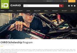 CARiD Scolaship Program