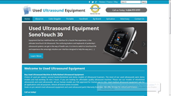 Used Ultrasound Equipment