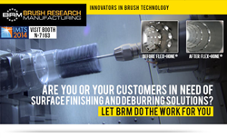 Find Flex-Hone® Tools at IMTS 2014 | Booth N-7163