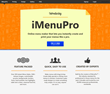 Online Menu Maker - iMenuPro