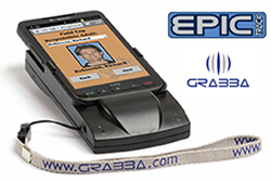 EPIC Track & Grabba Series Tracking Device