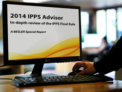IPPS FY 2015 Final Rule analysis published by BESLER Consulting - A complimentary special report is now available