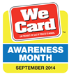 We Card Awareness Month Preps Retailers for New Government...