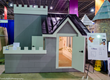 Shea Custom Donates Play House for Children's Charity Auction