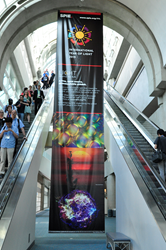 Plans for the International Year of Light and Light-based Technologies in 2015 captured the imagination and enthusiasm of SPIE Optics + Photonics attendees.