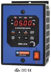 KB Electronics, Inc. Introduces a New AC Digital Drive: Model...