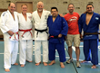 Howard Brodwin at UCUSB DisAbility Sports Festival - Judo Introduction