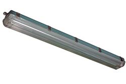 Three Lamp LED Light Fixture that produces 8,820 lumens of light