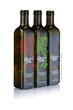 Organic Roots Olive Oil, printed by Monvera Glass Decor