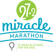 """27-day """"Miracle Marathon"""" Motivates Participants to Get Active While Helping Local Kids Get Well"""