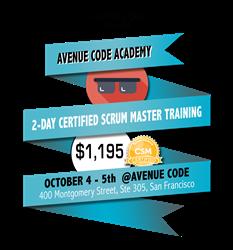 2-day Certified Scrum Training class