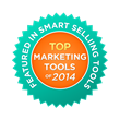 ConnectAndSell Voted as a Top 25 Marketing Tools of 2014