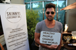 Maksim Chmerkovskiy Receive His Skinny & Co. Coconut Oil