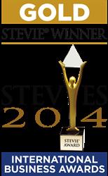 Gold Stevie IBA