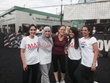 Duncan Lewis Staff at the Football Aid for Gaza Tournament