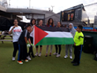 Duncan Lewis raise £4,300 for Gaza Appeal with Charity Football...