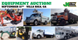 Large Public Auction, Villa Rica, GA, September 11, 2014: Over 800...