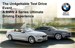 bmw un4gettable event