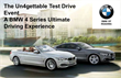 BMW of Reading Gears Up for Aug 30 Un4gettable Test Drive Event