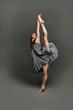 Former D'Valda & Sirico Student Krista Montrone Now Dancer With Koresh Dance Company