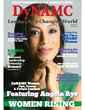 DyNAMC Magazine's New Women Inaugural Annual Issue Features Angela...