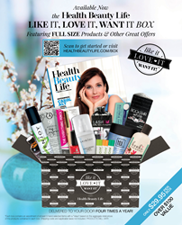 Health Beauty LIfe LIKE IT, LOVE IT, WANT IT Box