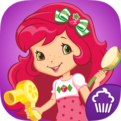 Strawberry,Shortcake,Cupcake,Digital,Apps,Kids,Game,Mobile