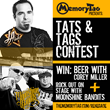 Win MemoryTag's Ultimate Renegade Experience with LA Ink's...