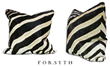 Forsyth, leading US retailer of zebra rugs, adds fluff to their stuff,...