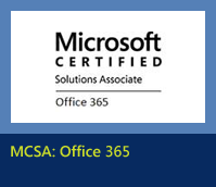 MCSA: Office 365