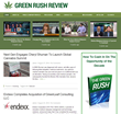 Emerging Cannabis Industry Website GreenRushReview.com Adds a Featured...