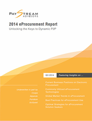 Puridiom and 2014 eProcurement Report