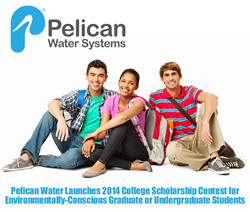 pelican water scholarship