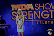 "Grammy award winner LeAnn Rimes performs her hit single ""Give"" at the 2014 MDA Show of Strength Telethon, airing Sunday, Aug. 31 9