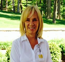 VNA nurse Gail Bechtold, RN