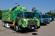 Art Recycling Trucks Hit the Streets: Houston's Going Green in Style...