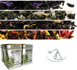 Premium Tea Samplers by The Tea Spot