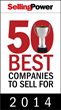 "SunGard Tops Selling Power's ""50 Best Companies to Sell For"" List for..."