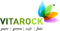 Vitarock logo - an online store for natural products